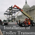 Installing the Trolley Transom