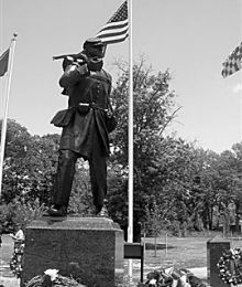 U.S. Colored Troop Monument