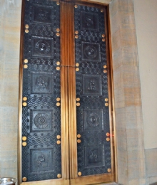 Philadelphia Museum of Art Elevator Panels