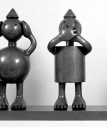 Three Evils & Cone Figure