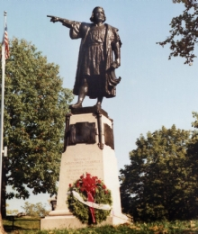 Christopher Columbus, City of Reading, PA