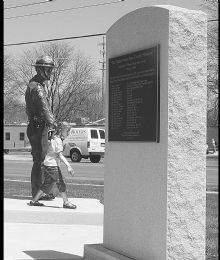 Pennsylvania State Troopers Memorial