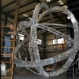 Fabricating the armillary
